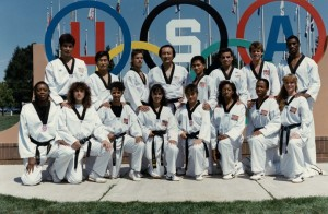 17. At Olympics - Large Group copy